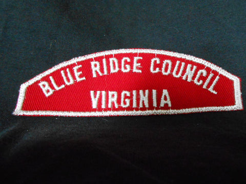 Blue Ridge Council r&w