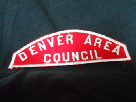 Denver Area Council r&w
