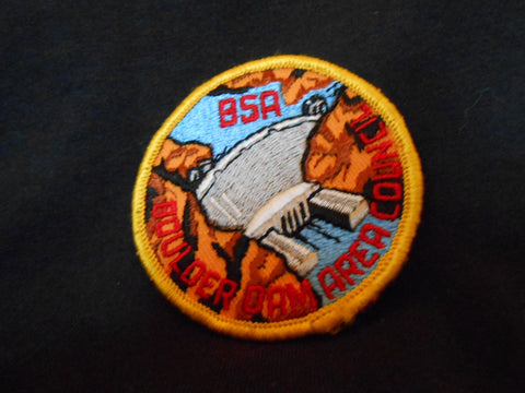 Boulder Dam Area Cnl Council Patch