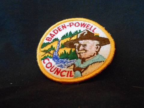 Baden-Powell Council Patch