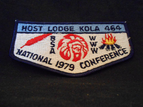 Kola lodge 464 s11 flap