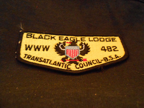 Black Eagle lodge 482 s2a flap