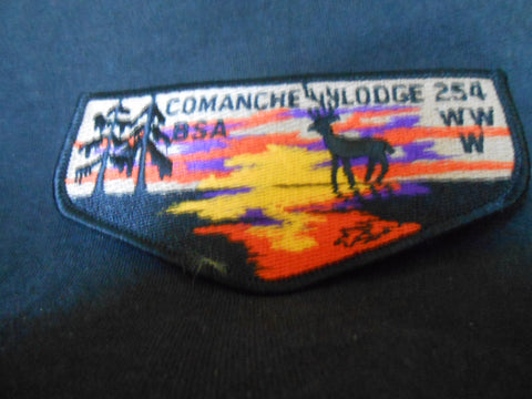Comanche lodge 254, s13 flap