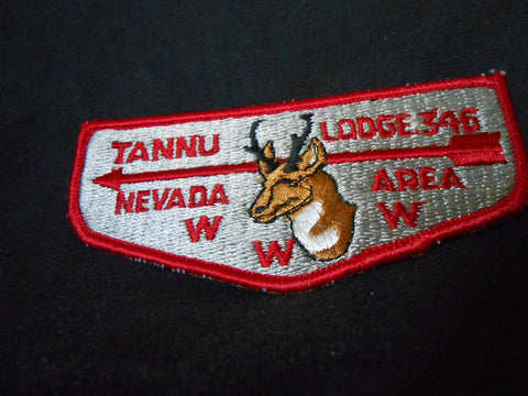 Tanhu Lodge 346, s40 flap