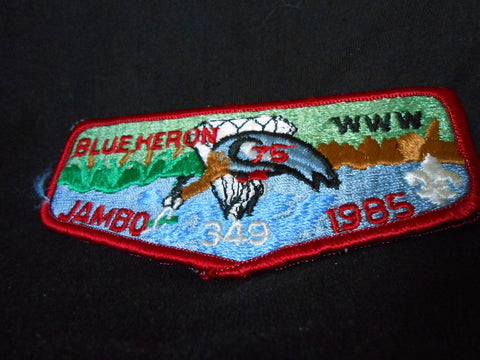 Blue Heron lodge 349, s9 flap