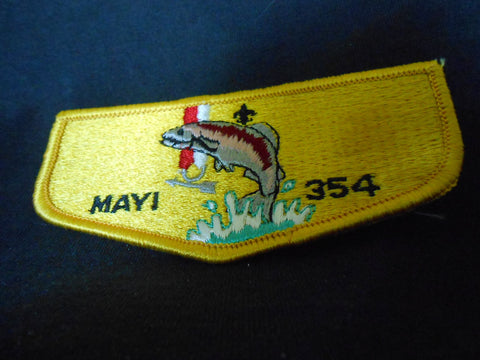 Mayi lodge 354 flaps