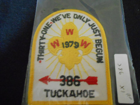 Tuckahoe 386 x1 Patch
