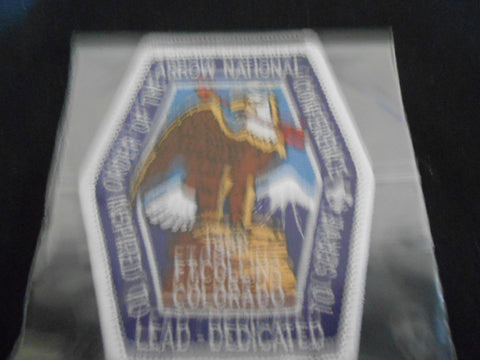 1988 NOAC Pocket Patch