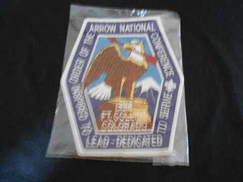 1988 NOAC Jacket Patch