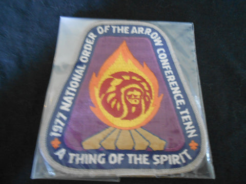 1977 NOAC Jacket Patch