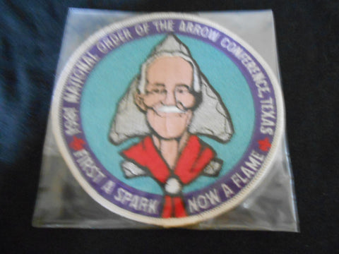 1981 NOAC Jacket Patch