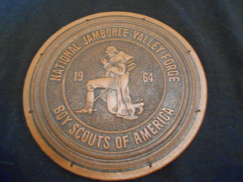 1964 National Jamboree Leather Patch