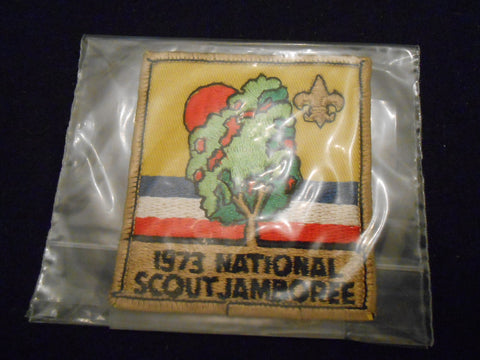 1973 National Jamboree Pocket Patch