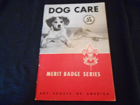 Photo Top, Red Bottom Merit Badge Pamphlets, 2 diff