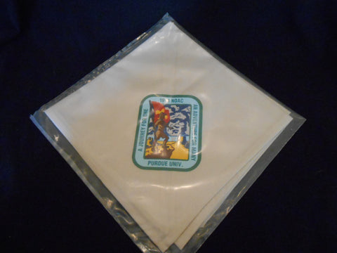 1994 NOAC Neckerchief tan