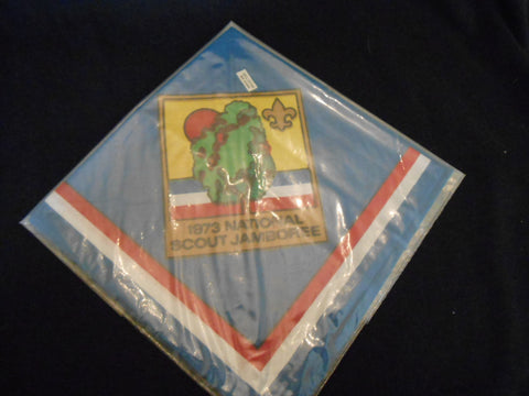 1973 National Jamboree Neckerchief