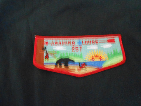 Agaming 257 s11a Flap