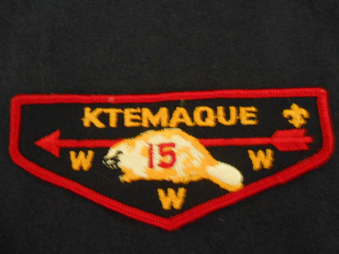 Ktemaque 15 f1d Flap