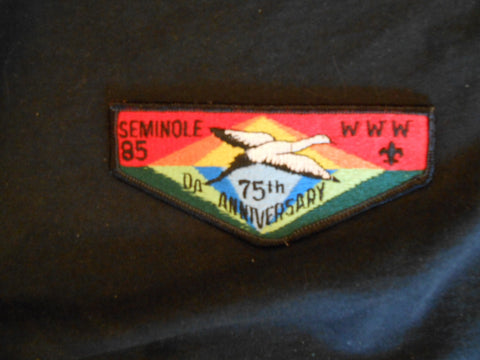 Seminole 85 s16a flap
