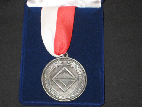 Venture Leadership Award, red & wht ribbon National