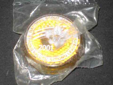 2001 National Jamboree Yellow Strobe Light