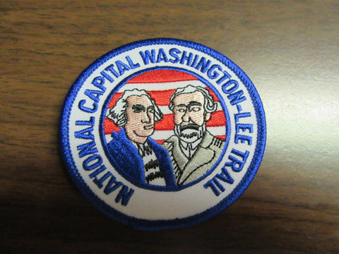 National Capital Washington - Lee Historical Trail Pocket Patch