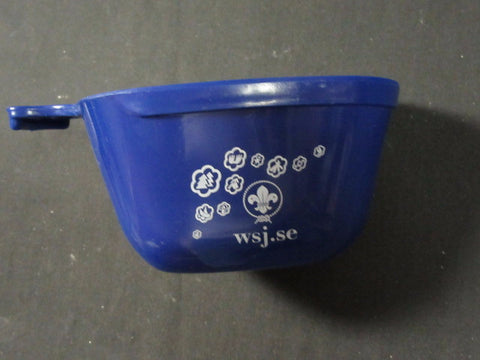 2011 World Jamboree Sweden Plastic Measuring Cup