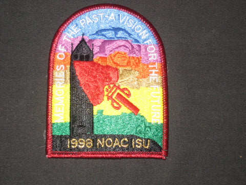 1998 NOAC Pocket Patch