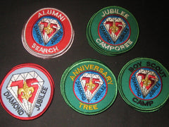 Boy Scout patches - the carolina trader