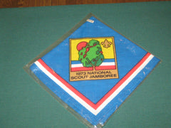 1973 National Jamboree Neckercief-the carolina trader