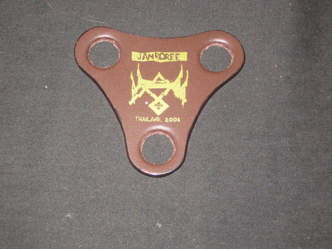 2003 World Jamboree Leather Slide