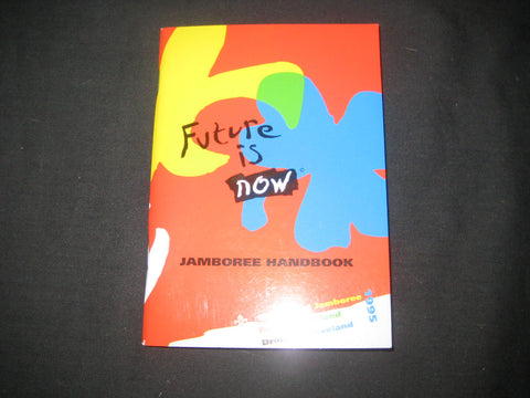 1995 World Jamboree Handbook
