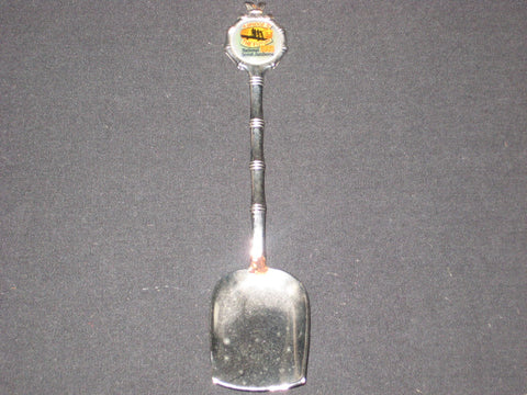 1989 National Jamboree Souvenir Spoon