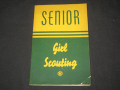 senior girl scouting - the carolina trader
