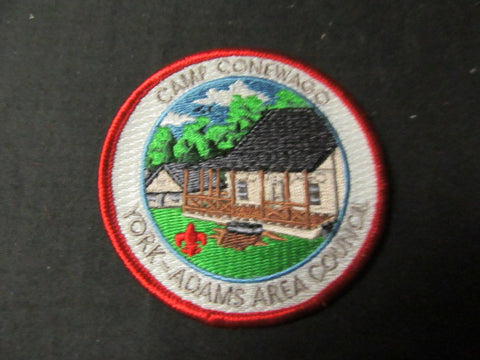 Camp Conewago York-Adams Area Council Pocket Patch