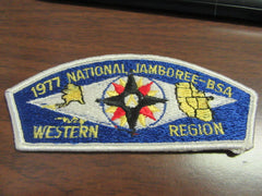 1977 national jamboree - the carolina trader