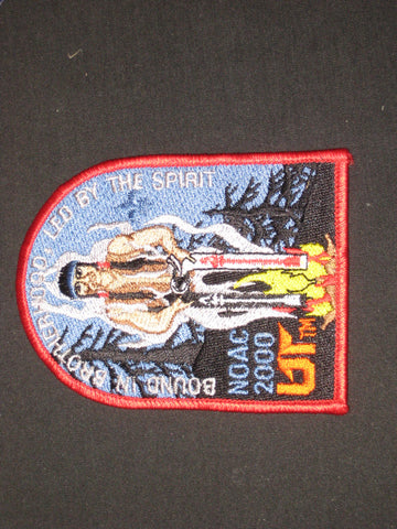 2000 NOAC colored Pocket Patch