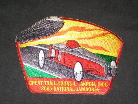 Great Trail Council Soap Box 2005 JSP