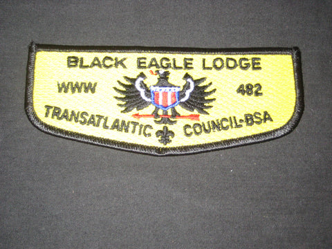 Black Eagle 482  s10b Flap