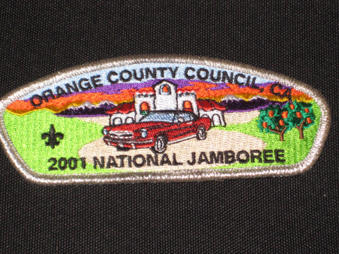 Orange County Council 2001 JSP