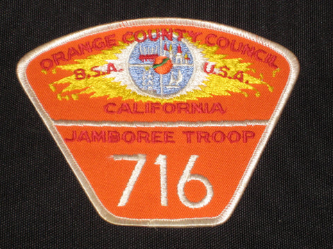 Orange County 1977 troop 716 jsp