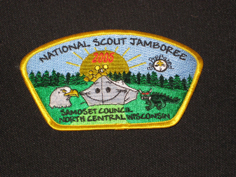 Samoset Council 2005 JSP