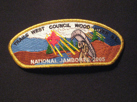 Trails West Council 2005 JSP