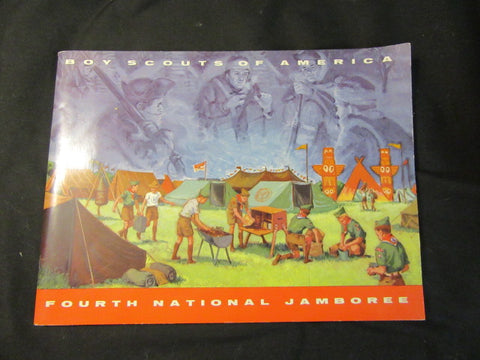 1957 National Jamboree Souvenir Book
