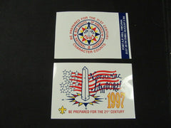 1997 National Jamboree - the carolina trader