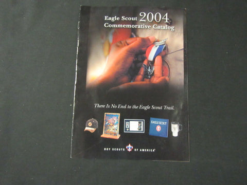 Eagle Scout 2004 Commemorative Catalog