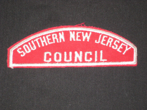 Southern New Jersey Council r&w