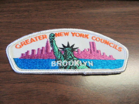 Greater New York Brooklyn t2 CSP