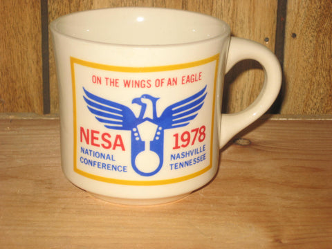 1978 NESA National Conference Mug