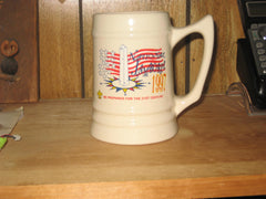 1997 National Jamboree ceramic Tankard